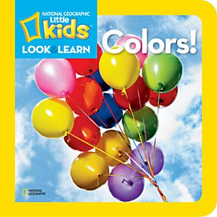 View National Geographic Little Kids Look And Learn: Colors image