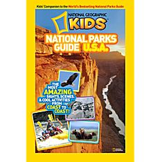 Books on National Parks for Kids