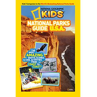 photo: National Geographic Kids National Parks Guide U.S.A.
