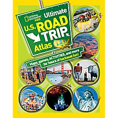 Kids Ultimate U.S. Road Trip Atlas, 2012