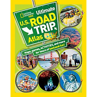 View National Geographic Kids Ultimate U.S. Road Trip Atlas image