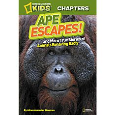 Kids Chapters: Ape Escapes!, 2012