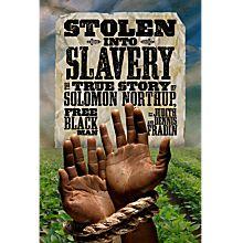 Stolen Into Slavery - Hardcover