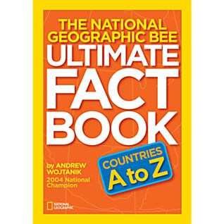 View National Geographic Bee Ultimate Fact Book: Countries A to Z image