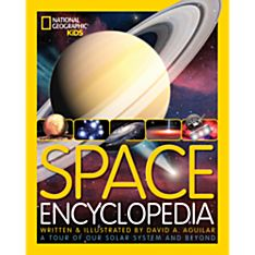 Space Science Book for Kids