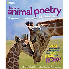 Geographic Books About Animals