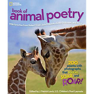 View National Geographic Book of Animal Poetry image