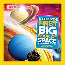 Kids Space Science Books