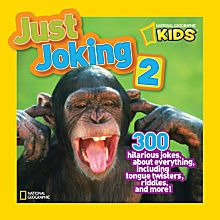 National Geographic Kids Just Joking 2