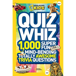 View National Geographic Kids Quiz Whiz image