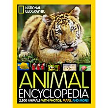Kids Animal Facts Book