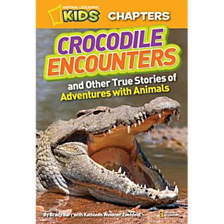 View National Geographic Kids Chapters: Crocodile Encounters image