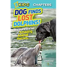 National Geographic Kids Chapters: Dog Finds Lost Dolphins!