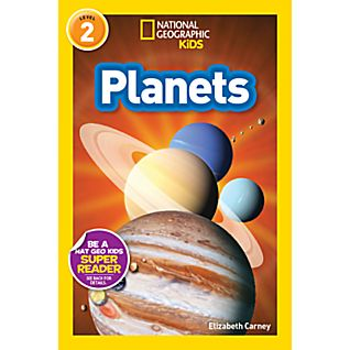 View National Geographic Readers: Planets image