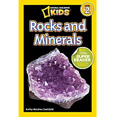 Readers: Rocks and Minerals, 2012