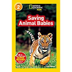 Readers: Saving Animal Babies, 2013