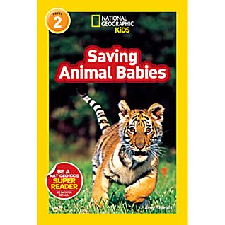 View National Geographic Readers: Saving Animal Babies image