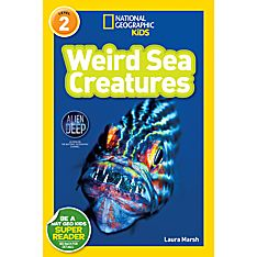 Weird Sea Creatures, 2012