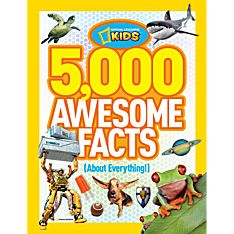 5,000 Awesome Facts About Everything, 2012
