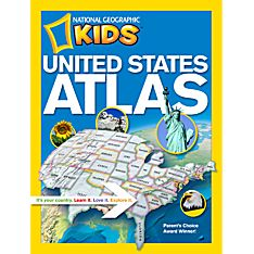 Kids Educational Map Books
