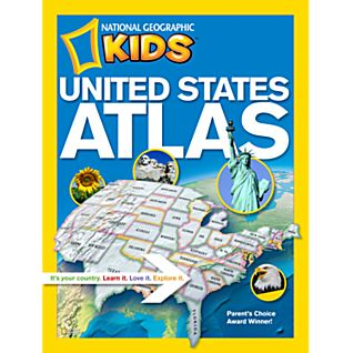 View National Geographic Kids United States Atlas image
