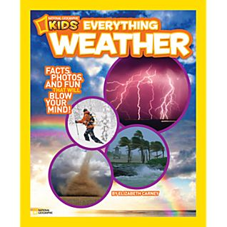 photo: National Geographic Everything Weather skills book