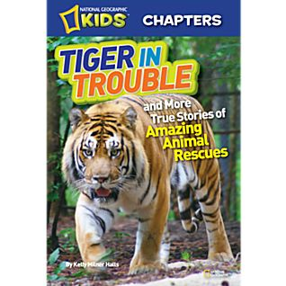 View National Geographic Kids Chapters: Tiger in Trouble! image