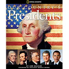 Our Country's Presidents, 4th Edition