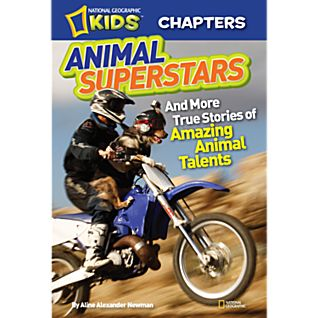 View National Geographic Kids Chapters: Animal Superstars image