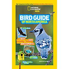 North American Bird Guide Books