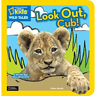 View National Geographic Little Kids Wild Tales: Look Out, Cub! image