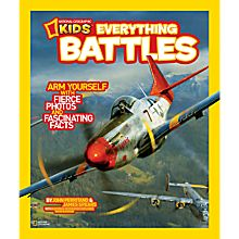 National Geographic Kids: Everything Battles