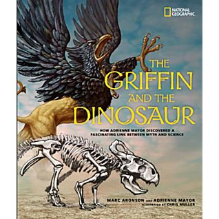 View The Griffin and the Dinosaur image