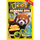 National Geographic Kids Almanac 2014 - Hardcover