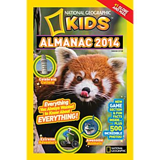 View National Geographic Kids Almanac 2014 - Canadian Edition image