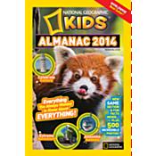National Geographic Kids Almanac 2014 - International Edition