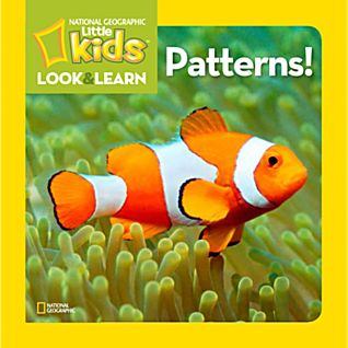 View National Geographic Little Kids Look and Learn: Patterns! image