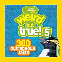 Weird Science Facts for Kids