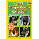 National Geographic Readers: Creepy, Crawly Collection