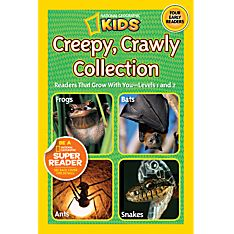 Readers: Creepy, Crawly Collection, 2012