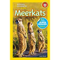National Geographic Readers: Meerkats