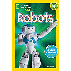 Kids Book About Robots