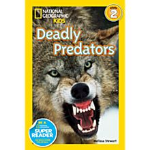 Readers: Deadly Predators, 2013