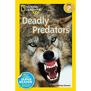 View National Geographic Readers: Deadly Predators image
