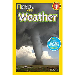 View National Geographic Readers: Weather image