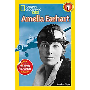 View National Geographic Readers: Amelia Earhart image