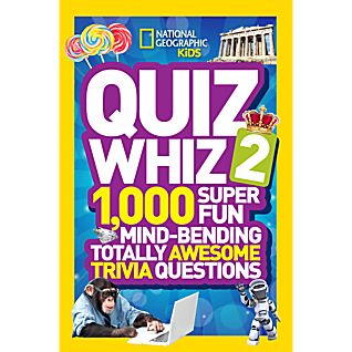 View National Geographic Kids Quiz Whiz 2 image