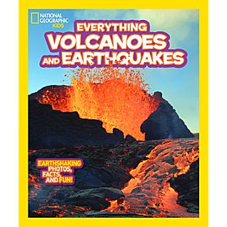View Everything Volcanoes and Earthquakes image