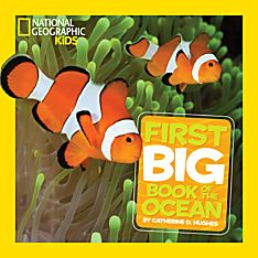 National Geographic Kids First Big Book of the Ocean