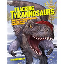 Tracking Tyrannosaurs, 2013